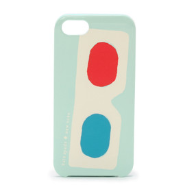 kate spade NEW YORK - RESIN IPHONE CASE 3D GLASSES 5