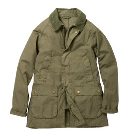 Barbour - BEDALE SL Overdyed