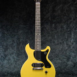 Gibson - Gibson Les Paul Junior Double Cutaway TV Yellow
