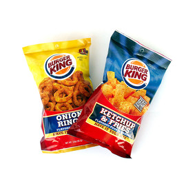 Inventure Foods - Burger King Snacks