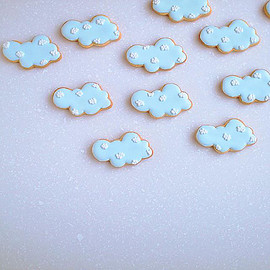 and Bake - cloud cookies