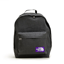 THE NORTH FACE PURPLE LABEL - Day Pack-Charcoal×Black
