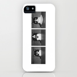 "society6 - iPhone5 case ""patience is a virtue"""