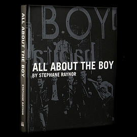 Stephane Raynor - All About The Boy