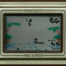 NINTENDO - GAME & WATCH