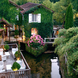 France - Le Moulin du Roc Hotel