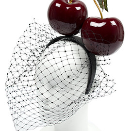 Piers Atkinson - CHERRIES ON LEATHER BAND