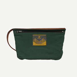 POSTALCO - DOPP KIT DARK GREEN
