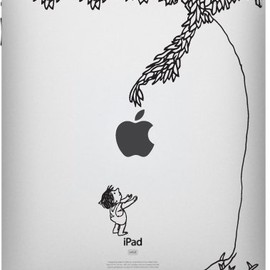 Giving Tree iPad Decal