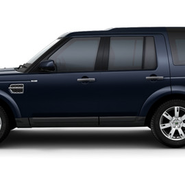 Land Rover - DISCOVERY 4 Baltic Blue – Metallic