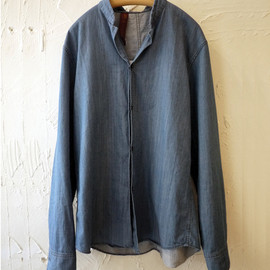 honor gathering - Denim classic shirt