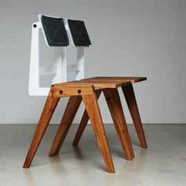 Justin Lamont - Fold Chair