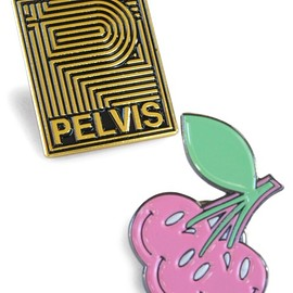 "PELVIS - PELVIS ""CHERRY BLOSSOM"" PIN PACKAGE"