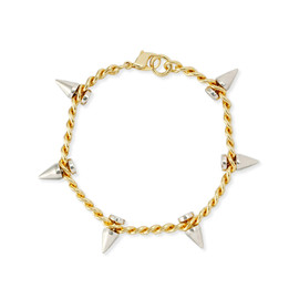 Chigo - London Stud Chain Bracelet