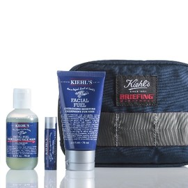 Kiehl's - Kiehl's × BRIEFING travel set for men