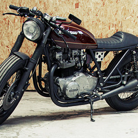 S1 by Twinline Motorcycles