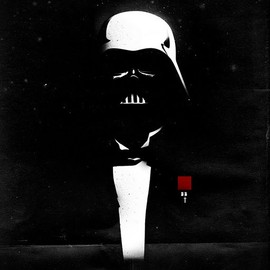 The Star War Father Poster