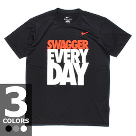 Nike - Swagger Everyday (DRI Fit) - Black/White/Orange
