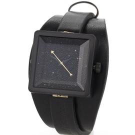 Vivienne Westwood - Black Cube Watch