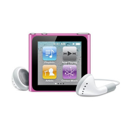 Apple - iPod nano 16GB (Pink)