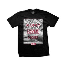 DGK - MONEY OVER HOES (Black)