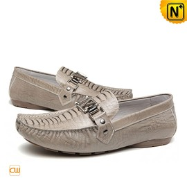 CWMALLS - Mens Moccasins Leather Driving Shoes CW740008