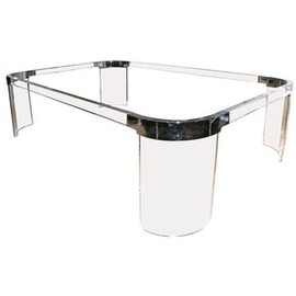 charles hollis jones - waterfall dining table