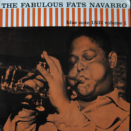 Fats Navarro ‎ - The Fabulous Fats Navarro Volume 1 (Vinyl,LP)