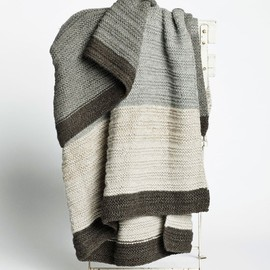 aiayu - illimani wool throw