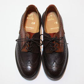 TRICKER'S, NEPENTHES - Multi Tone Brogue