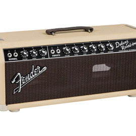 Fender - '65 DELUXE REVERB® HEAD BLONDE
