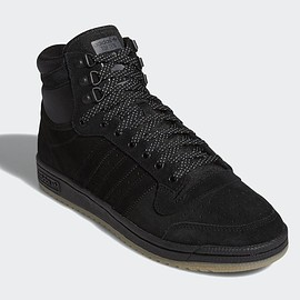 adidas - Top Ten - Core Black/Core Black/Gum