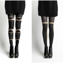 Patternity - tights
