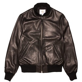 golden bear - golden bear leather jacket