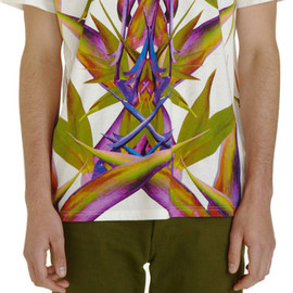 GIVENCHY - Birds Of Paradise Tee