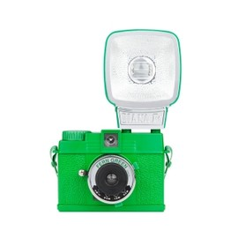Lomography - Diana Mini & Flash Package - Fern Green