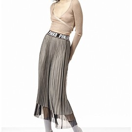 Pinko Paris - Pleated Tulle Skirt プリーツスカート