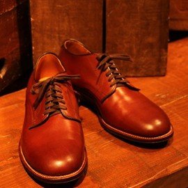 ALDEN - manson oxford beams plus