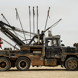 Killer Cars in Mad Max Fury Road