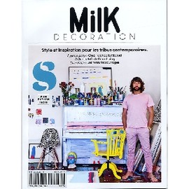 MilK decoratoin issue8