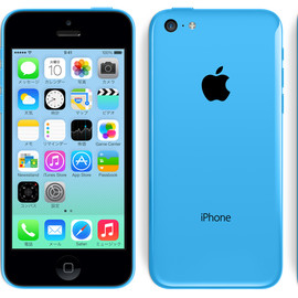Apple - iPhone 5c  Blue