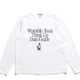 SASSAFRAS - Think Up D/G T-White