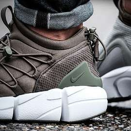 NIKE - Air Footscape Utility DM - Green