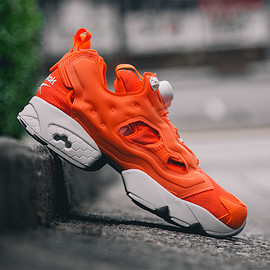 Reebok - Instapump Fury Tech - Solar Orange
