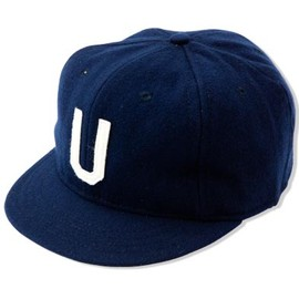UNIVERSAL PRODUCTS - EBBETS FIELD UMPIRE CAP [NAVY]