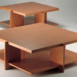 FRANK LLOYD WRIGHT - COFFEE TABLE