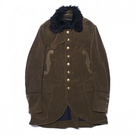 TAKAHIROMIYASHITA The SoloIst - ranch coat.