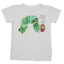 Out of Print - The Very Hungry Caterpillar book cover t-shirt