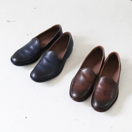 CORDVAN OXFORD SHOES