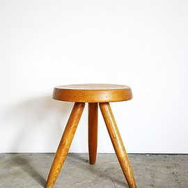CHARLOTTE PERRIAND - STOOL